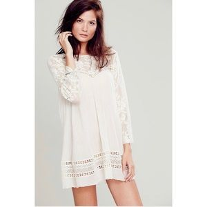 FP One Fly Away cream tunic